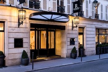 巴黎旺多姆萬麗飯店