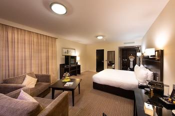 Junior Suite, 1 King Bed (Presidential)