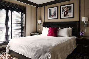 Guestroom at The Iroquois New York in New York