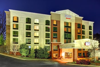 Hotel - Fairfield Inn & Suites by Marriott Asheville South/Biltmore