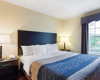 維斯特凱藝套房飯店 Quality Inn & Suites West