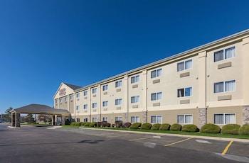 Hotel - Comfort Suites Saginaw