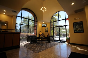 Lobby at Legacy Vacation Resorts-Lake Buena Vista in Orlando