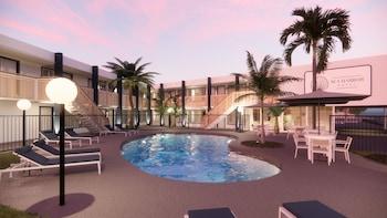 聖地牙哥機場/碼頭浪客行飯店 Sea Harbor Hotel