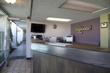 Reception at Vagabond Inn San Diego Airport Marina in San Diego