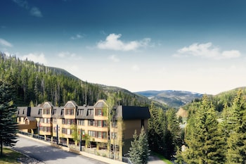 韋爾萬豪河濱常青飯店 Marriott's StreamSide Evergreen at Vail