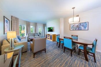 2 Bedroom Villa, Resort View, Balcony