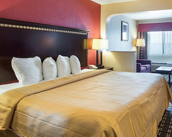 Business Room, 1 King Bed with Sofa bed, Non Smoking