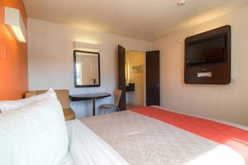 Guestroom at Motel 6 Las Vegas - Tropicana in Las Vegas
