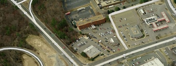 Best Western Executive Hotel - Aerial View  - #0
