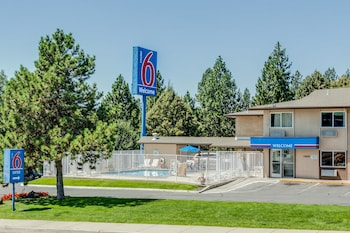 Hotel - Motel 6 Spokane West - Downtown