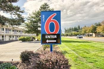 華盛頓埃弗里特 - 北 6 號汽車旅館 Motel 6 Everett, WA - North