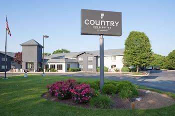 麗笙馬里蘭州弗雷德里克鄉村套房飯店 Country Inn & Suites by Radisson, Frederick, MD