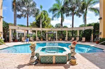 波卡拉頓希爾頓歡朋飯店 Hampton Inn Boca Raton
