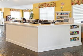 Concierge Desk at Grand Beach by Diamond Resorts in Orlando