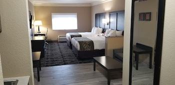 北休斯敦金伍德凱富全套房飯店 Comfort Suites Kingwood Houston North