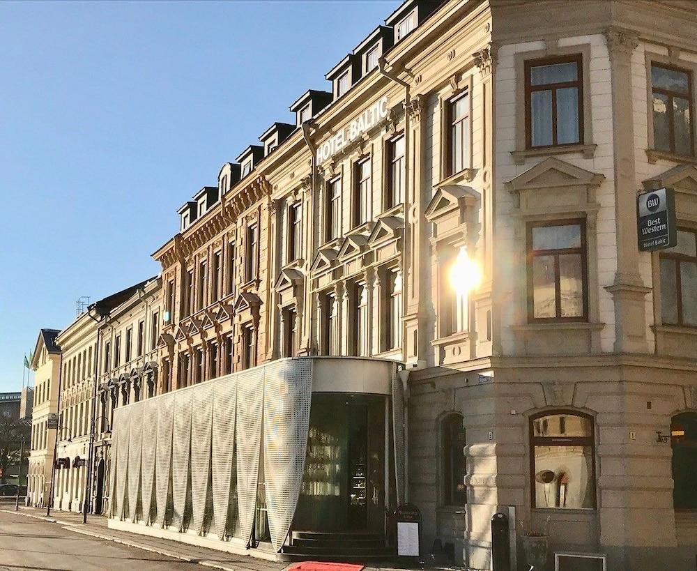 베스트 웨스턴 호텔 발틱(Best Western Hotel Baltic) Hotel Image 3 - Hotel Front