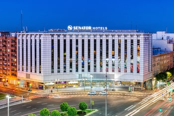 Senator Parque Central Hotel trip planner