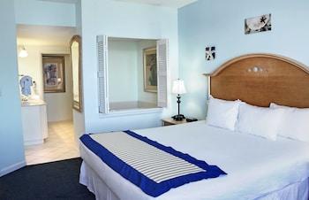 Deluxe Condo, 1 Bedroom, Partial Ocean View