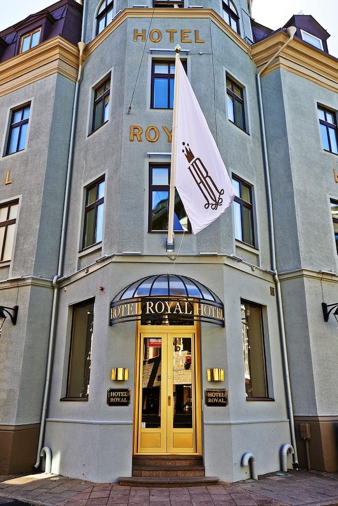 호텔 로얄(Hotel Royal) Hotel Image 50 - Hotel Front