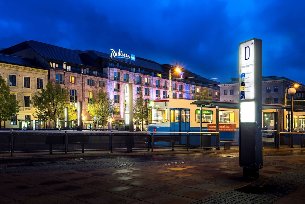 Hotel Radisson Blu Scandinavia Hotel
