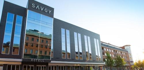. Best Western Hotell Savoy