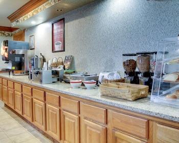 Econo Lodge & Suites - Breakfast Area  - #0