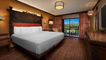 Savanna View King Bed