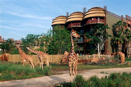 Disney's Animal Kingdom Lodge image 25