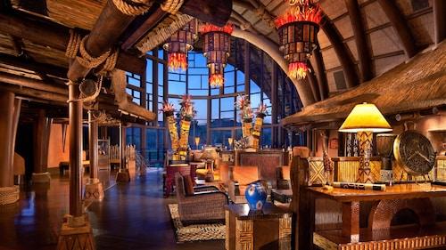 Disney's Animal Kingdom Lodge image 3