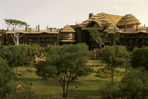 Disney's Animal Kingdom Lodge image 46