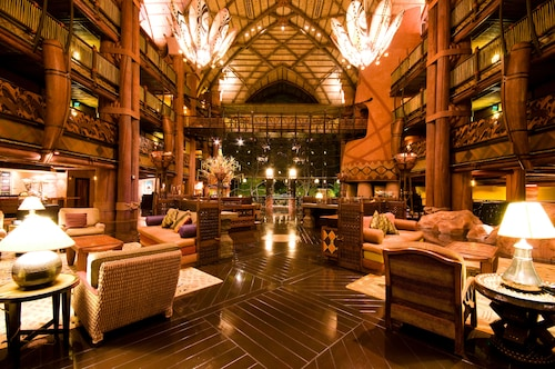 Disney's Animal Kingdom Lodge image 4