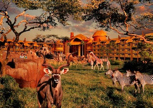 Disney's Animal Kingdom Lodge image 1