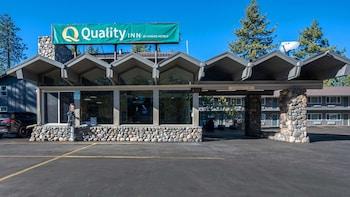 南太浩湖凱藝飯店 Quality Inn South Lake Tahoe