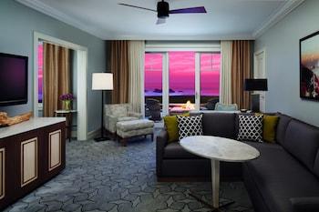 Suite, 1 Bedroom (Guest House Firepit)