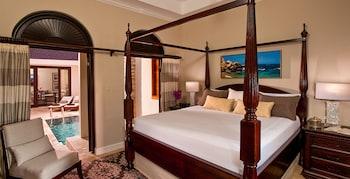 Honeymoon Villa, 1 Bedroom, Garden View (Romeo&Juliet w/Private Pool Sanctuary)
