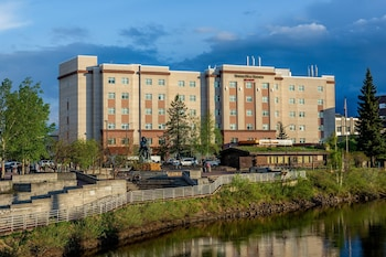 費爾班克斯萬豪春嶺套房飯店 Springhill Suites by Marriott Fairbanks