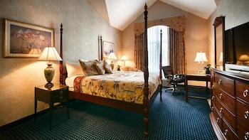 Presidential Room, 1 Queen Bed, Non Smoking, Jetted Tub