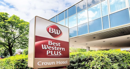 . Best Western Plus Crown Hotel