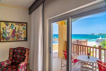 Suite, 1 Bedroom, Oceanfront (Butler, Plunge Pool)