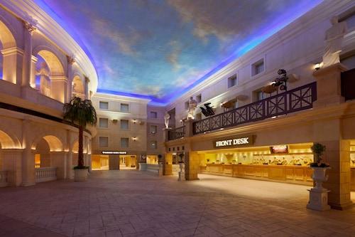. Caesars Atlantic City Resort & Casino