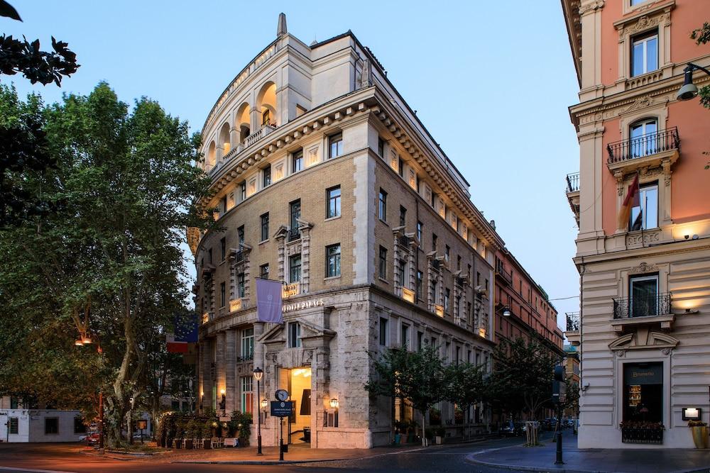 Grand Hotel Palace, Rome