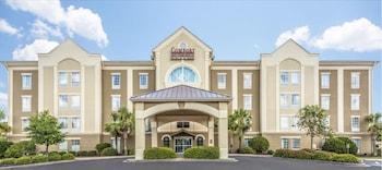 默特爾海灘中央凱富全套房飯店 Comfort Suites Myrtle Beach Central
