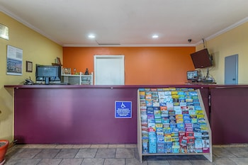 Reception at Motel 6 San Diego - Southbay in San Diego