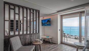 Belvedere Suite, Sea View