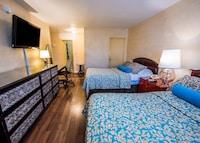 Habitación doble de lujo, 2 camas matrimoniales