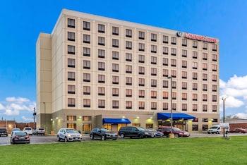 席勒公園-芝加哥歐海爾機場凱富全套房飯店 Comfort Suites Schiller Park - Chicago O'Hare Airport