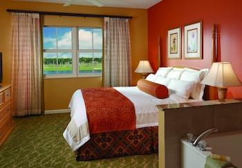 Villa, 2 Bedrooms, Balcony, Lake View