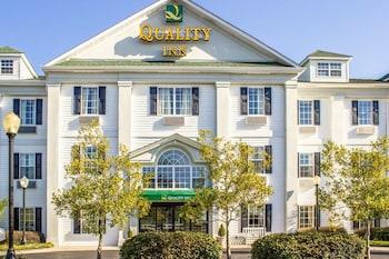 Hotel - Quality Inn near Seymour Johnson AFB