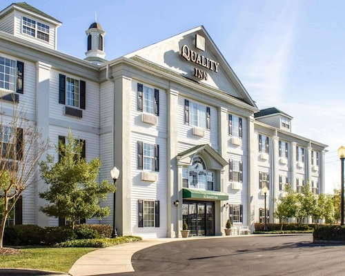 . Quality Inn near Seymour Johnson AFB